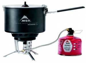 Горелка MSR Windburner Group System